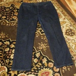 Lauren Jeans Co. Ralph Lauren Plus Size Jean